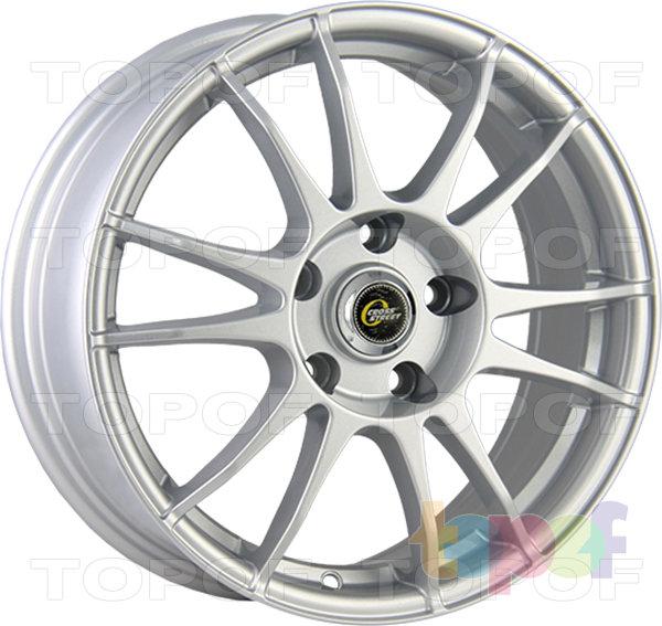 Колесные диски Cross Street CR05. Изображение модели #1