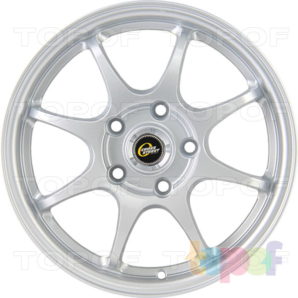 Колесные диски Cross Street CR06. Изображение модели #1
