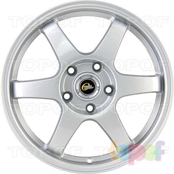 Колесные диски Cross Street CR08. Изображение модели #1