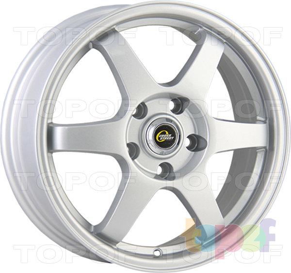 Колесные диски Cross Street CR08. Изображение модели #2