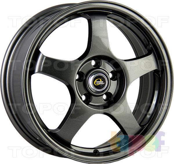 Колесные диски Cross Street CR09. Изображение модели #3