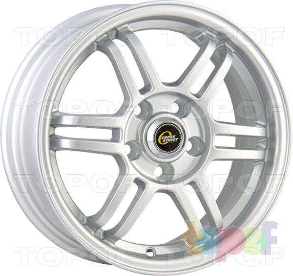 Колесные диски Cross Street CR10. Изображение модели #2