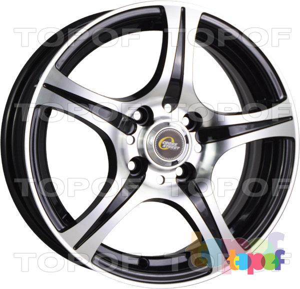 Литые Колесные диски Cross Street Y3159 - колесные диски на TOPOF.ru