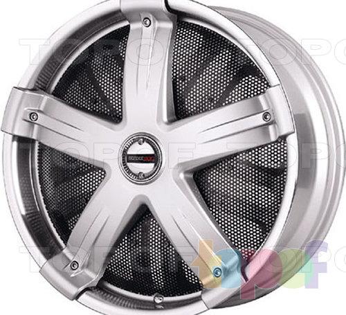 Колесные диски Davin StreetSpin SS1. Изображение модели #1