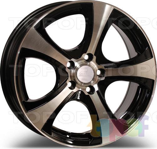 Колесные диски Devino DV 310. Цвет: Silver
