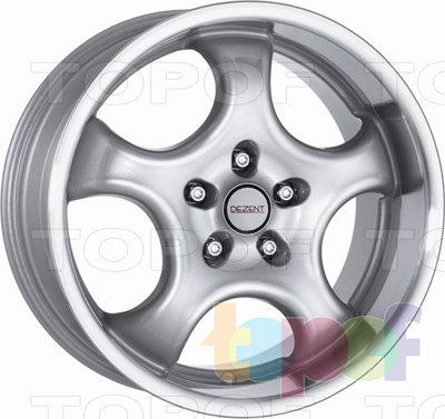 Колесные диски Dezent C. Изображение модели #1