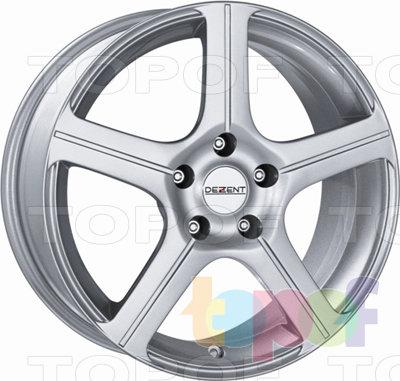 Колесные диски Dezent E