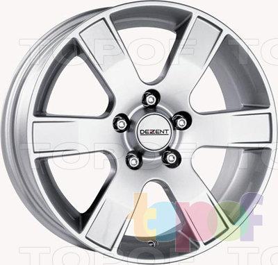 Колесные диски Dezent G