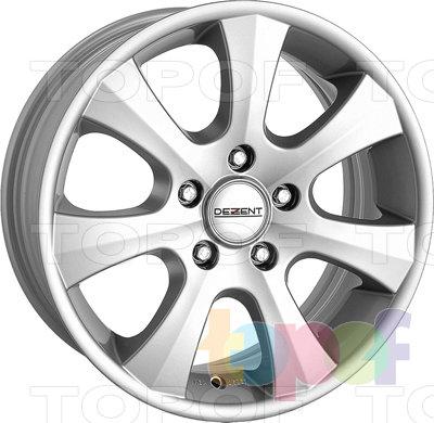 Колесные диски Dezent K