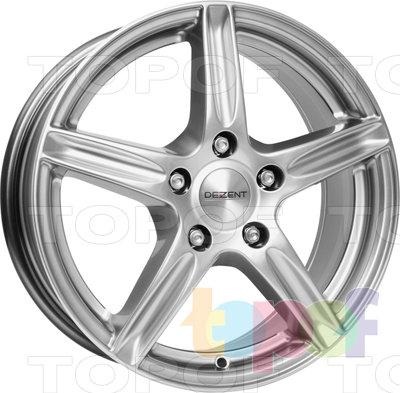 Колесные диски Dezent L. Изображение модели #1