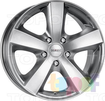 Колесные диски Dezent M. Изображение модели #2