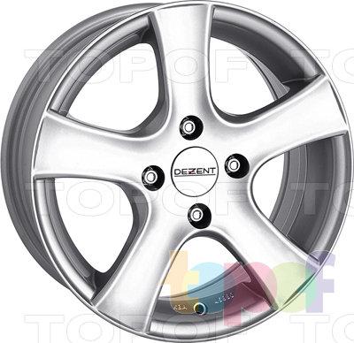 Колесные диски Dezent P