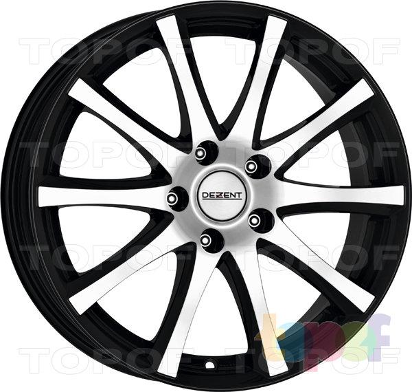 Колесные диски Dezent RM. RM dark