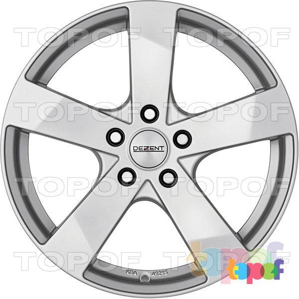 Колесные диски Dezent TD