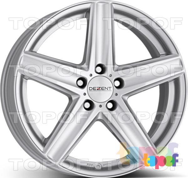 Колесные диски Dezent TG