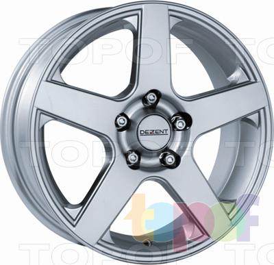 Колесные диски Dezent Z. Изображение модели #1