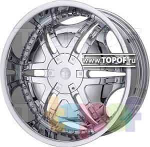 Колесные диски Diablo Halo. Изображение модели #1