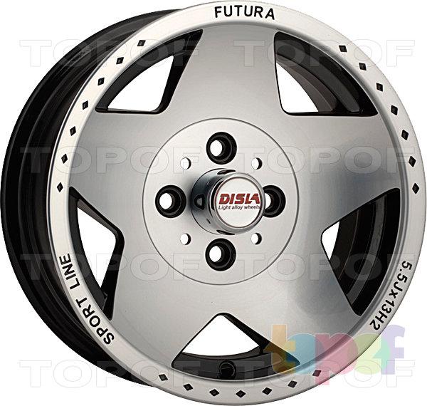 Колесные диски Disla Futura