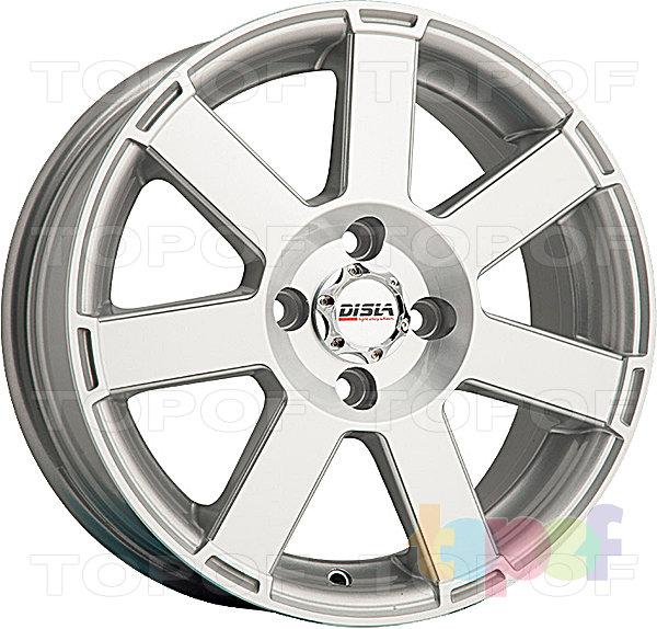 Колесные диски Disla Hornet. Цвет - Silver