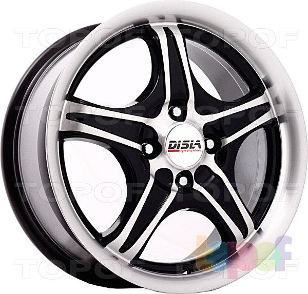 Колесные диски Disla Star
