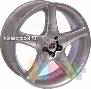 Колесные диски DJ DJ-127. Изображение модели #1