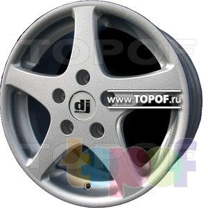 Колесные диски DJ DJ-352. Изображение модели #1