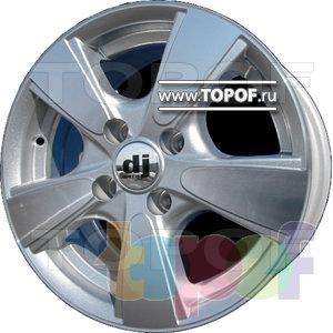 Колесные диски DJ DJ-365. Изображение модели #1