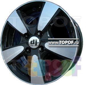 Колесные диски DJ DJ-365. Изображение модели #2