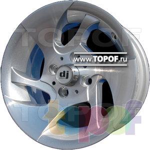 Колесные диски DJ DJ-374. Изображение модели #1