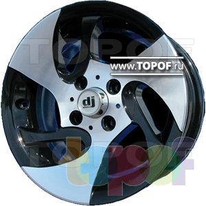 Колесные диски DJ DJ-374. Изображение модели #2