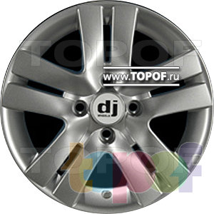 Колесные диски DJ DJ-383