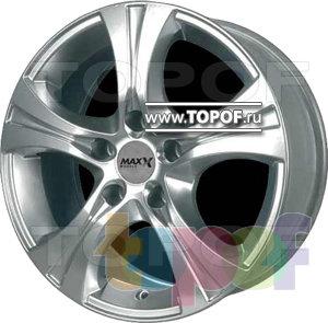 Колесные диски DJ DJ-387 (Max-x). Изображение модели #1