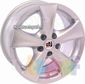 Колесные диски DJ DJ-391. Изображение модели #1