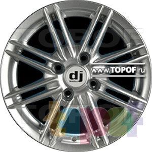 Колесные диски DJ DJ-394. Изображение модели #1