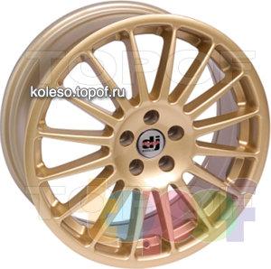 Колесные диски DJ DJ-555. Изображение модели #1