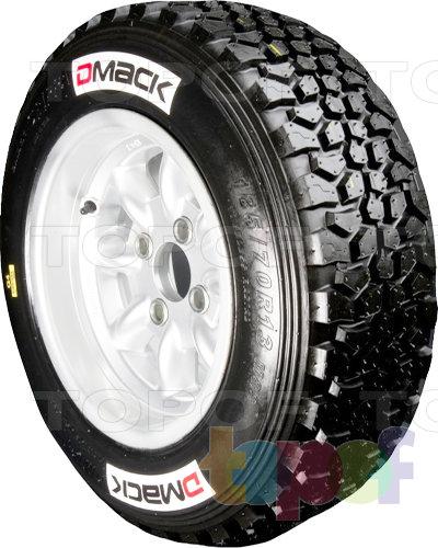 Шины DMACK DMG 1. Изображение модели #1