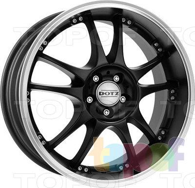 Колесные диски DOTZ Brands Hatch. Изображение модели #2