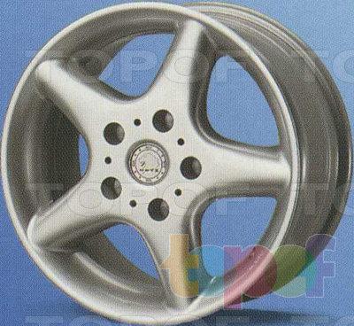 Колесные диски DOTZ Condor. Изображение модели #1