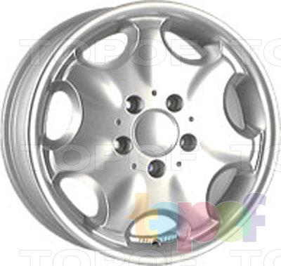 Колесные диски DOTZ Espirit. Изображение модели #1