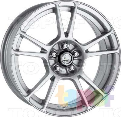 Колесные диски DOTZ Estoril. Изображение модели #1