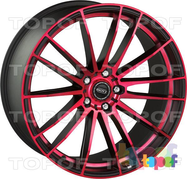 Колесные диски DOTZ Fast Fifteen