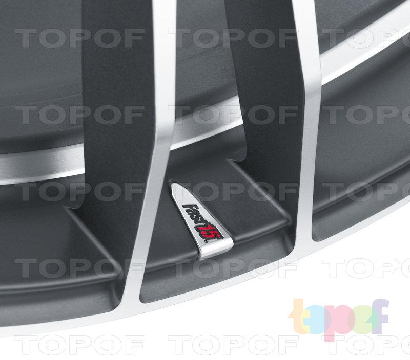 Колесные диски DOTZ Fast Fifteen. логотип