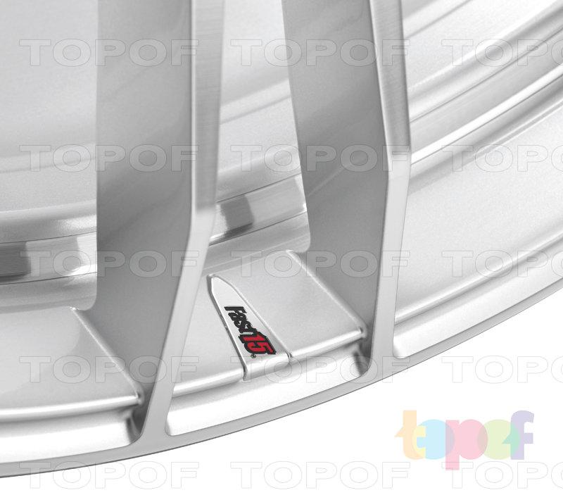 Колесные диски DOTZ Fast Fifteen. Изображение модели #3