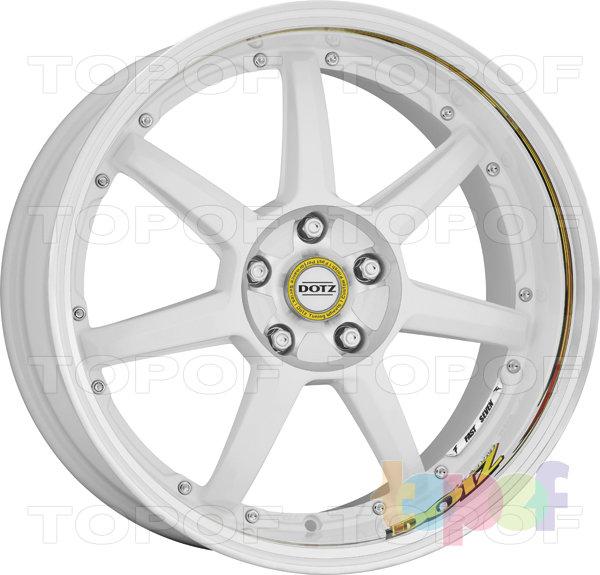 Колесные диски DOTZ Fast Seven drift