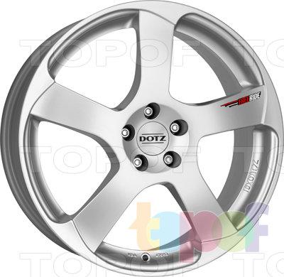 Колесные диски DOTZ Freeride. Изображение модели #1