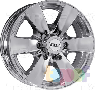 Колесные диски DOTZ Luxor