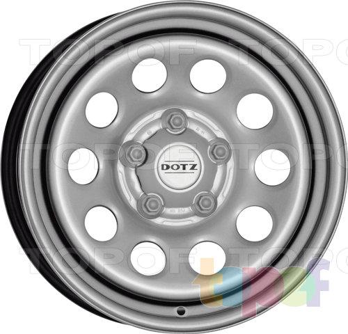 Колесные диски DOTZ Modular