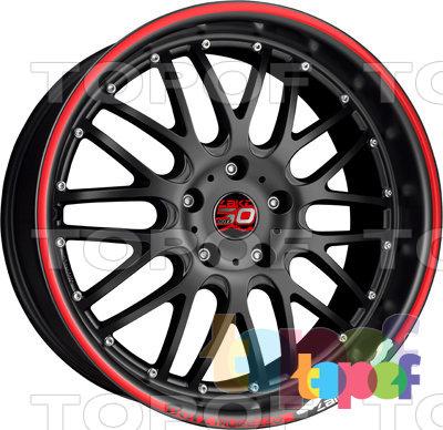 Колесные диски DOTZ Mugello lake30. Изображение модели #1