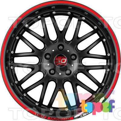 Колесные диски DOTZ Mugello lake30. Изображение модели #2