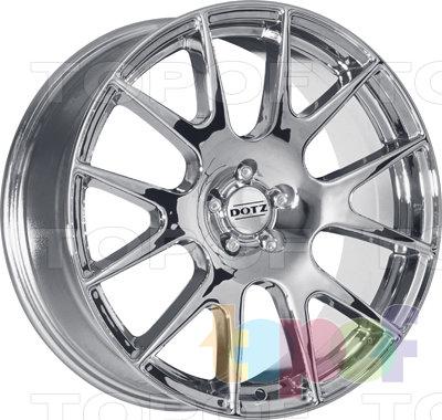 Колесные диски DOTZ Nardo. Изображение модели #1